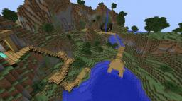 The Miner Resort Minecraft Map & Project