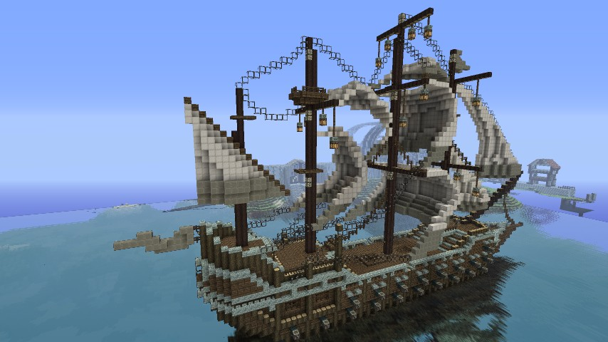 how to build a boat minecraft 1.11.2