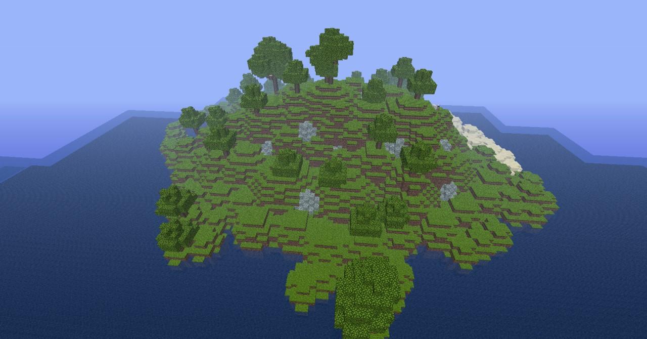 Flatlands island build on super flat minecraft project build on super flat gumiabroncs Choice Image