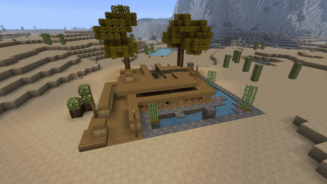 Minecraft Pe House Designs Step By Step
