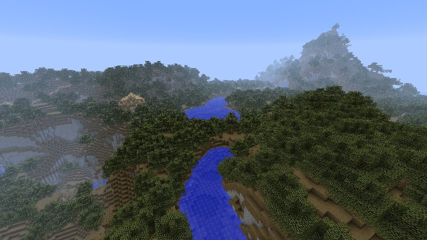 This Is custom made land we made