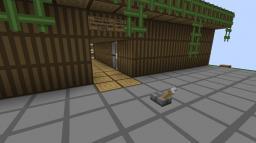 hidden piston door Minecraft Map & Project