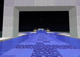 water map ride Minecraft Project