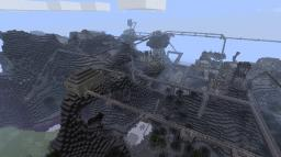 Quad Core (black and white) (discontinued) Minecraft Texture Pack