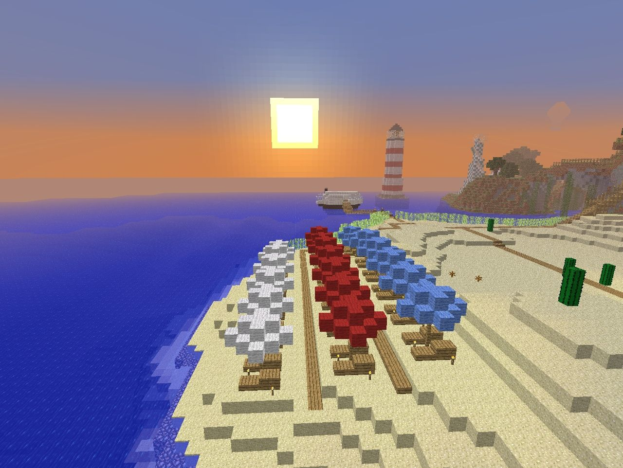 Craft Room Island