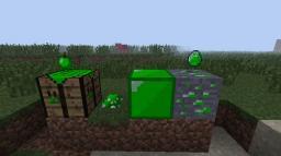 Green craft Mod + Minecraft Texture Pack