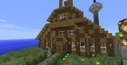 Villa/House Minecraft Project