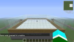Spleef Arena Minecraft Map & Project