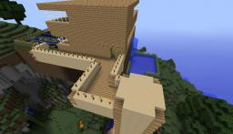 STEVES HOLIDAY HOUSE Minecraft