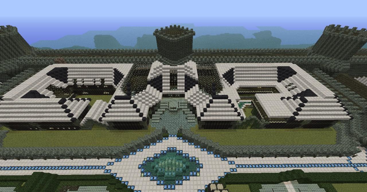 Large noble house