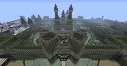 Medieval castle Minecraft Project