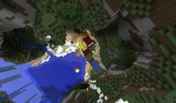 Minecraft Island Resort - The Redstone Island