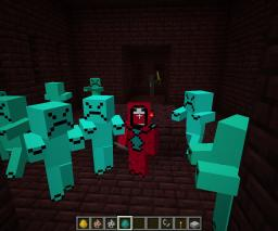Gray alien pack  & armor  (1.3.2) Minecraft Texture Pack