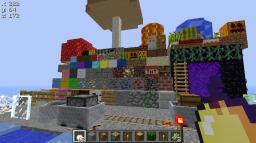 Texturepack Display World Minecraft Map & Project