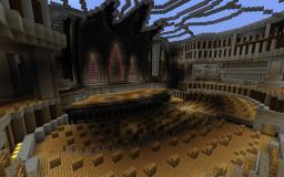 OperaHouse Minecraft Map & Project