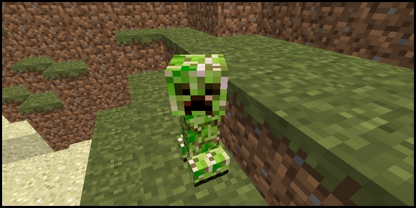 The life of Sjon the Creeper Part 1 Minecraft Blog