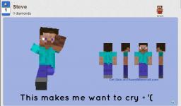 Steve skins [Rant] Minecraft Blog