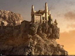 Castles on a mountain (RECREATION?) and video help. Minecraft Blog