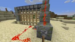 Piston Gate [YOUTUBE VIDEO] Minecraft Map & Project