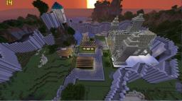 Castle Preview [10 diamonds for a world save] [YOUTUBE VIDEO] Minecraft Map & Project