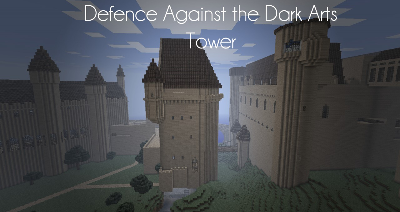 Defence Against the Dark Arts tower.