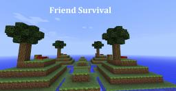Friends Survival Minecraft Map & Project