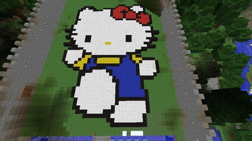 Kitty Craft Minecraft