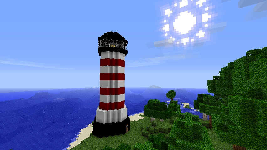Lighthouse Minecraft Project