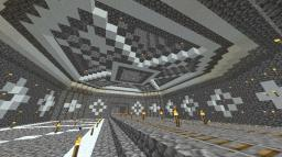 Train Tunnels / Halls Decoration Minecraft Map & Project