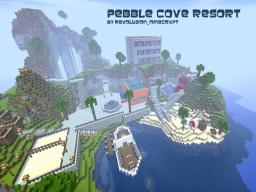 Pebble Cove resort - with download!!- Minecraft