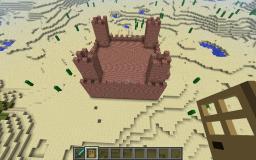 diamond castle Minecraft Project