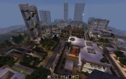 MineTown Project WiP (UPDATE- finished) Minecraft Project