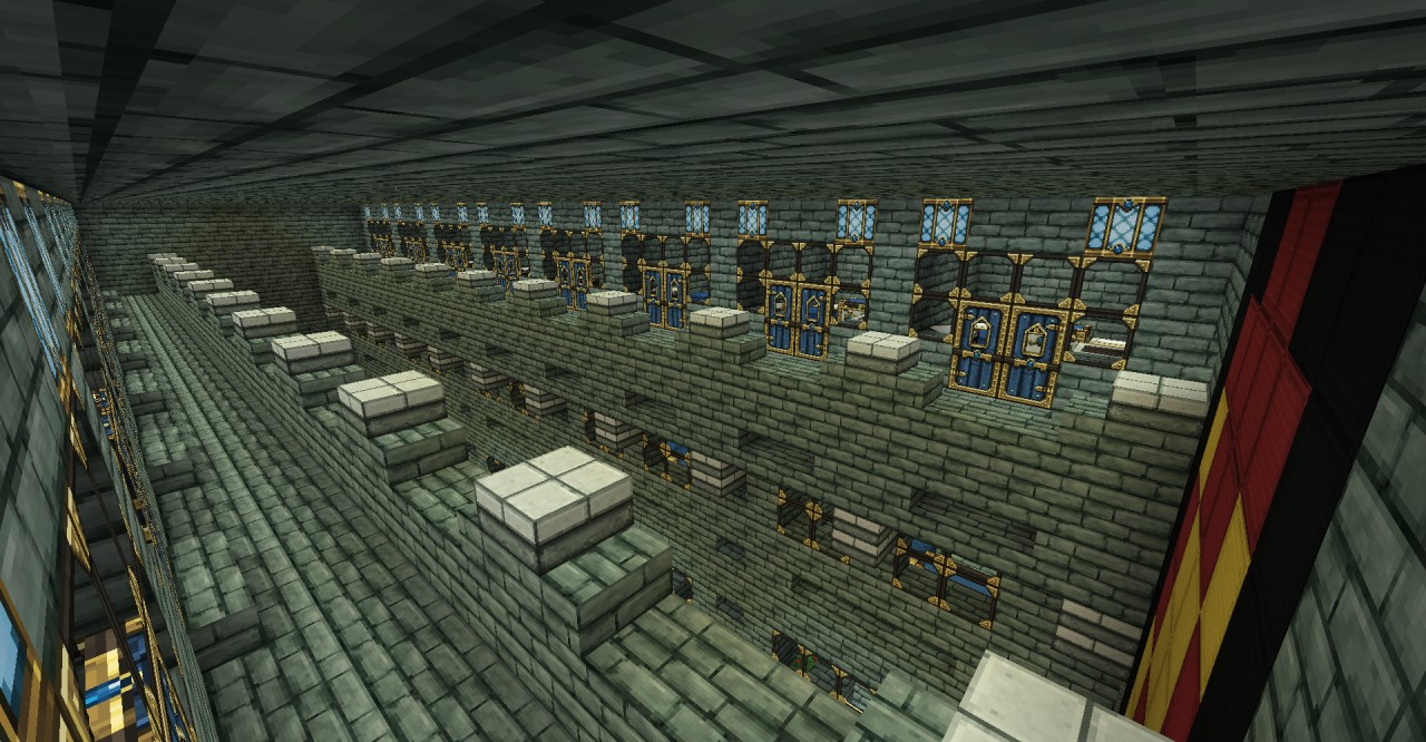 Underground Hotel Minecraft Project