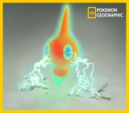 Pokemon Rotom 3D Minecraft Map & Project