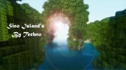 Sino Island CINEMATIC - Custom Terrain For MC 1.1 (Ores, Caves, Arches etc)(Angel Block) Minecraft Project