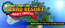 Minecraft Island Resort Project Contest Entry Minecraft Map & Project