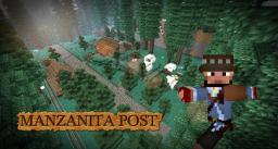 Red Dead Redemption's - Manzanita Post Minecraft Project