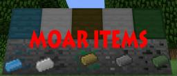 Moar Items 1.2.5 Minecraft Mod