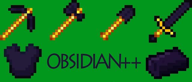 minecraft mod obsidian tools