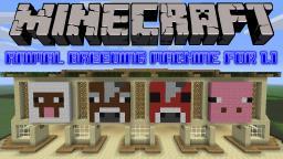 Animal Breeding Machine For 1.1 Minecraft Map & Project
