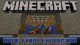Drop Farm Expansion Tutorial Minecraft Map & Project