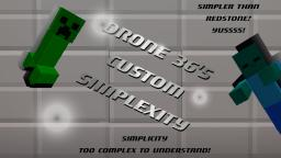 Drone36's Custom Simplexity Minecraft Texture Pack