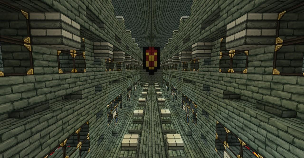 Underground Hotel Minecraft Project
