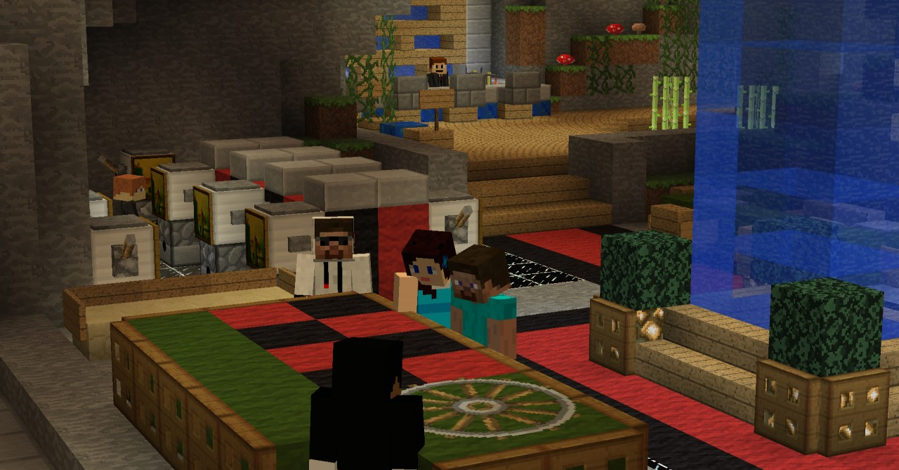 casino games minecraft