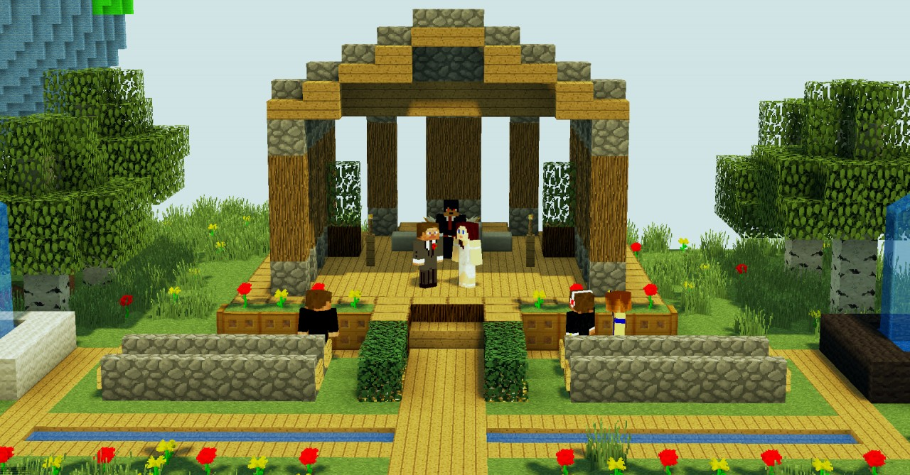Reverie Resort Minecraft Project