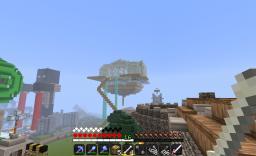 Random Building Minecraft Map & Project