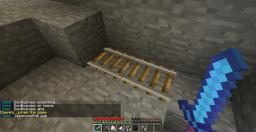 first outpost of creepy village church rich village rich blacksmith and exploded sewer Minecraft Project