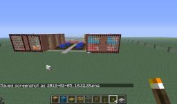 Wayne manor+ Batcave+gotham city Minecraft Map & Project