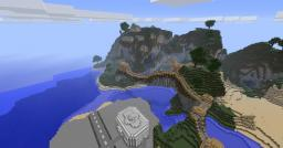 Adventure Island Resort and Beach Minecraft