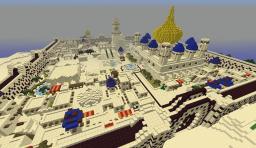 Desert Town Minecraft